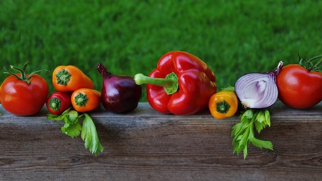 Warzywa na odblokowanie czakry podstawy