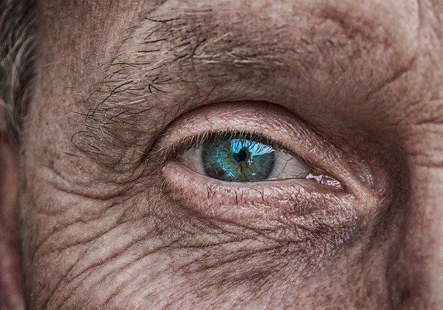 Oczy przed śmiercią