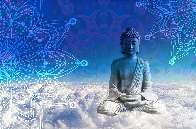 Mandale w medytacji
