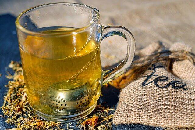 Kocanka piaskowa - herbata