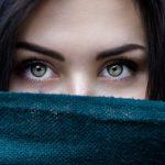 Szare oczy