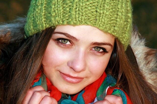 Znaczenie zielonych oczu