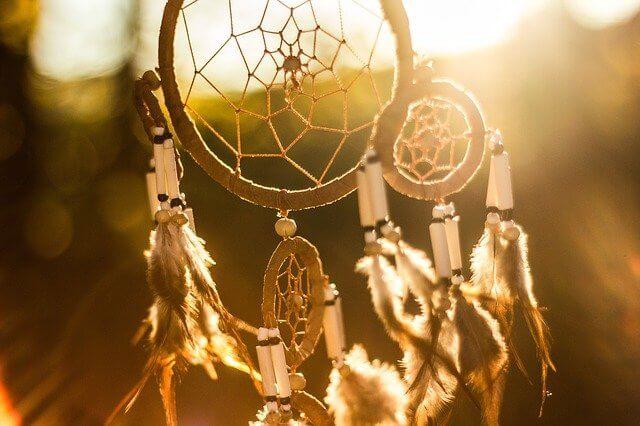Łapacz snów symbolika