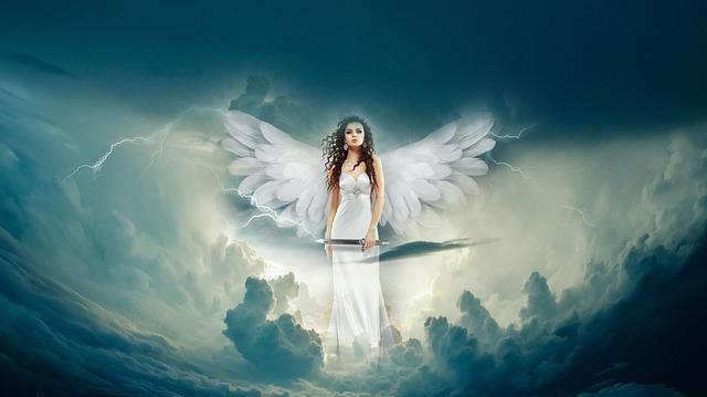 Przewodnik duchowy - anioł stróż