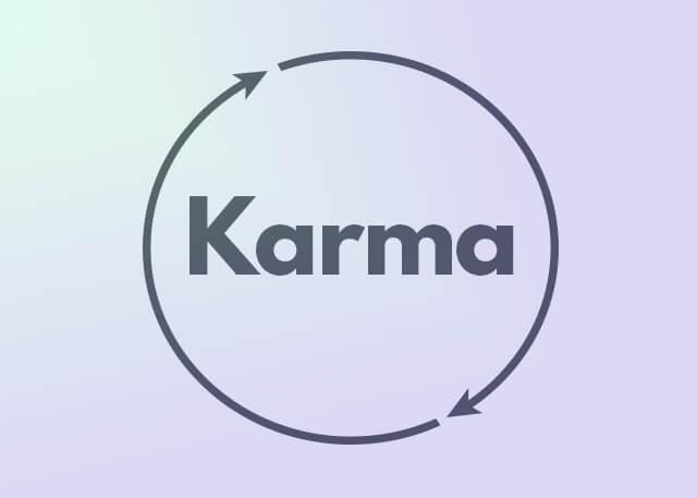 Karma człowieka